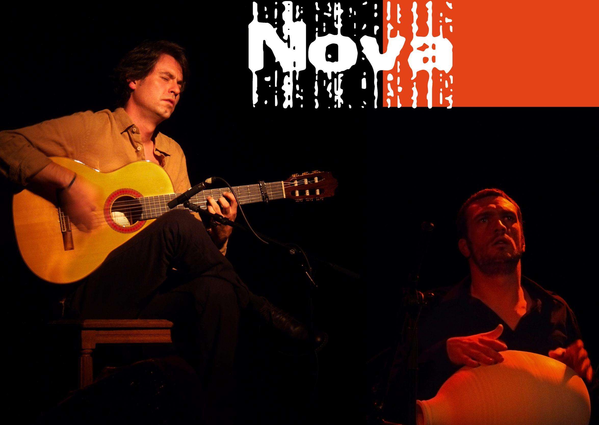 Carriera Nova <br> Duo Flamenco Instrumental