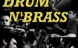 Drum n' brass<br>Fanfare Afro-funk