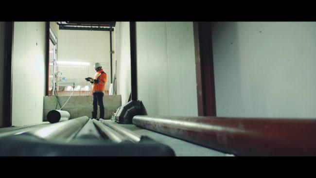 Tournage film promotionnel pour Sixense