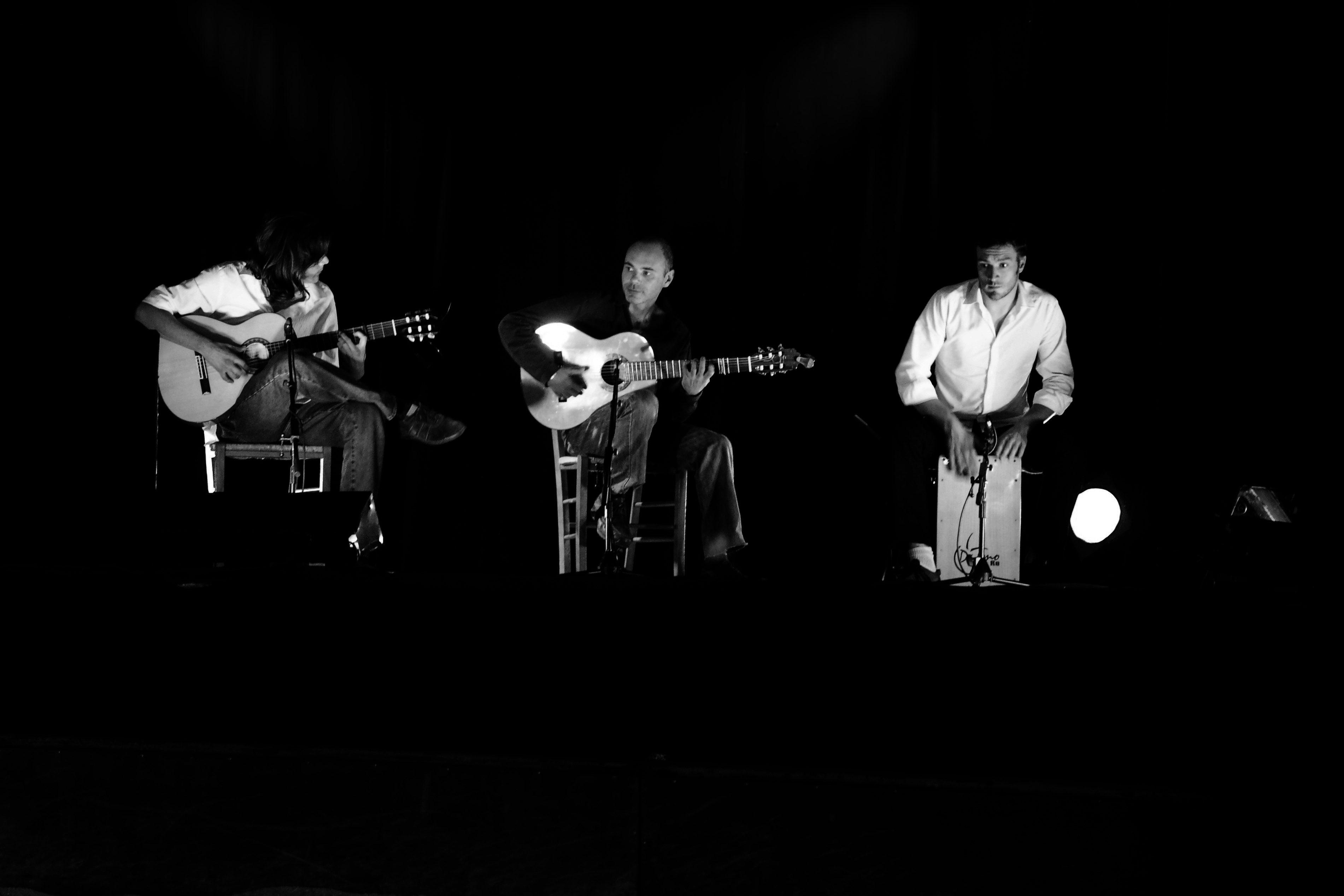 Carriera Flamenca Live<br>Trio Flamenco instrumental