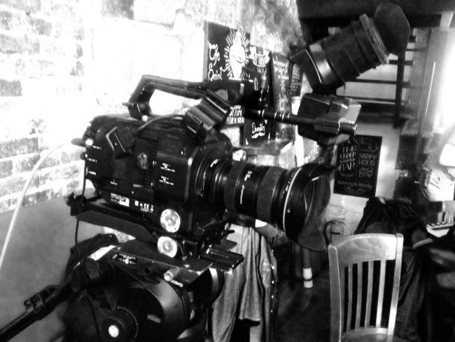 tournage de