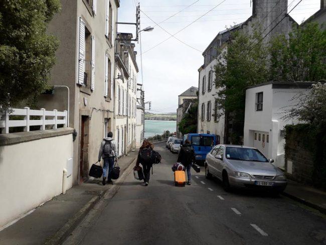 Zaman Ludi tournée bretonne
